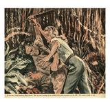 John Bull, Fancett, 1953, UK Giclee Print