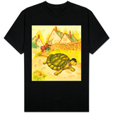 The Tortoise and The Hare Skjorte