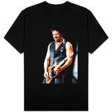 Bruce Springsteen Singer Songwriter T-Shirt