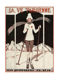 La Vie Parisienne, Georges Leonnec, 1924, France Prints