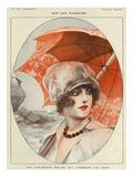 La Vie Parisienne, Herouard, France Giclee Print