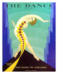 The Dance, Tamara Geva, 1929, USA Giclee Print