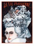 La Vie Parisienne, 1923, France Posters