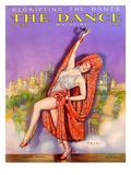 The Dance, Trini, 1928, USA Prints