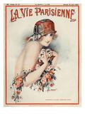 La Vie Parisienne, Leo Pontan, 1924, France Giclee Print
