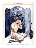 La Vie Parisienne, C Herouard, 1919, France Giclee Print