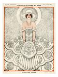 La Vie Parisienne, Kuhn-Regnier, 1922, France Prints