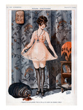 La Vie Parisienne, Georges Leonnec, 1919, France Prints