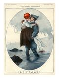 La Vie Parisienne, Georges Leonnec, 1918, France Posters