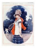 La Vie Parisienne, Maurice Milliere, 1924, France Prints
