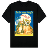 The Owl and the Pussy Cat T-shirts