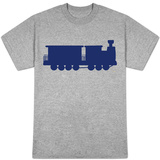 Navy Train Shirt