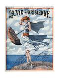 La vie Parisienne, Georges Pavis, 1923, France Giclee Print