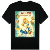 Alice nel paese delle meraviglie Maglietta