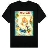 Alicia en el país de las maravillas Camiseta