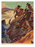 John Bull, 1953, UK Giclee Print