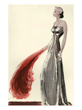 Women's Fashion 1930s, 1939, UK Giclee Print