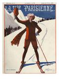 La Vie Parisienne, Rene Prejelan, 1924, France Prints