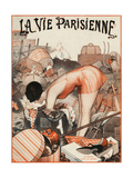 La Vie Parisienne, 1924, France Prints