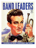 Band Leaders, Harry James, 1945, USA Giclee Print