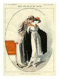 La Vie Parisienne, R Prejelan, 1919, France Giclee Print