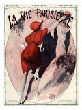 La Vie Parisienne, Georges Leonnec, 1920, France Posters