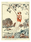 La Vie Parisienne, Jacques, 1924, France Prints