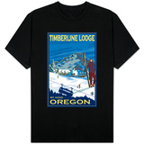 Timberline Lodge, Mt. Hood, Oregon T-Shirt