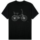 Seagreen Bike T-shirts