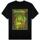 Forest Babies T-shirts