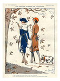 La Vie Parisienne, Georges Pavis, 1919, France Prints