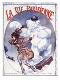 La Vie Parisienne, C Herouard, 1919, France Prints