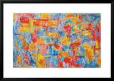 Mapa Posters por Jasper Johns