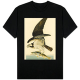Fish Hawk or Osprey T-shirts