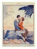 Le Sourire, 1931, France Giclee Print