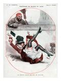 La Vie Parisienne, C Herouard, 1918, France Poster