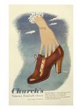 Church's, UK Giclee Print