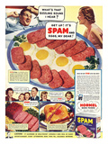 Spam, USA Prints