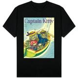 Captain Kitty Skjorte