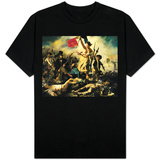 Liberty Leading the People, 28 July 1830 Shirts