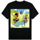 Skateboarding Critters T-Shirt