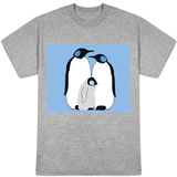Blue Penguins T-shirts