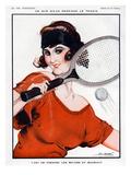 La Vie Parisienne, A Vallee, 1923, France Posters