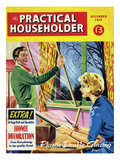 The Practical Householder, 1959, UK Posters