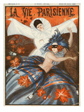 La Vie Parisienne, Armand Vallee, 1920, France Posters