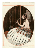 La Vie Parisienne, A Vallee, 1918, France Prints