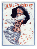 La Vie Parisienne, Maurice Milliere, 1923, France Posters