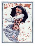 La Vie Parisienne, Maurice Milliere, 1923, France Prints