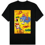Crazy Circus Characters Shirt