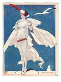 La Vie Parisienne, Georges Leonnec, 1922, France Print
